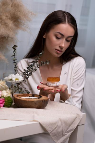 применение крема невесты